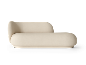 Ferm Living - Rico Divan Brushed - Off-White