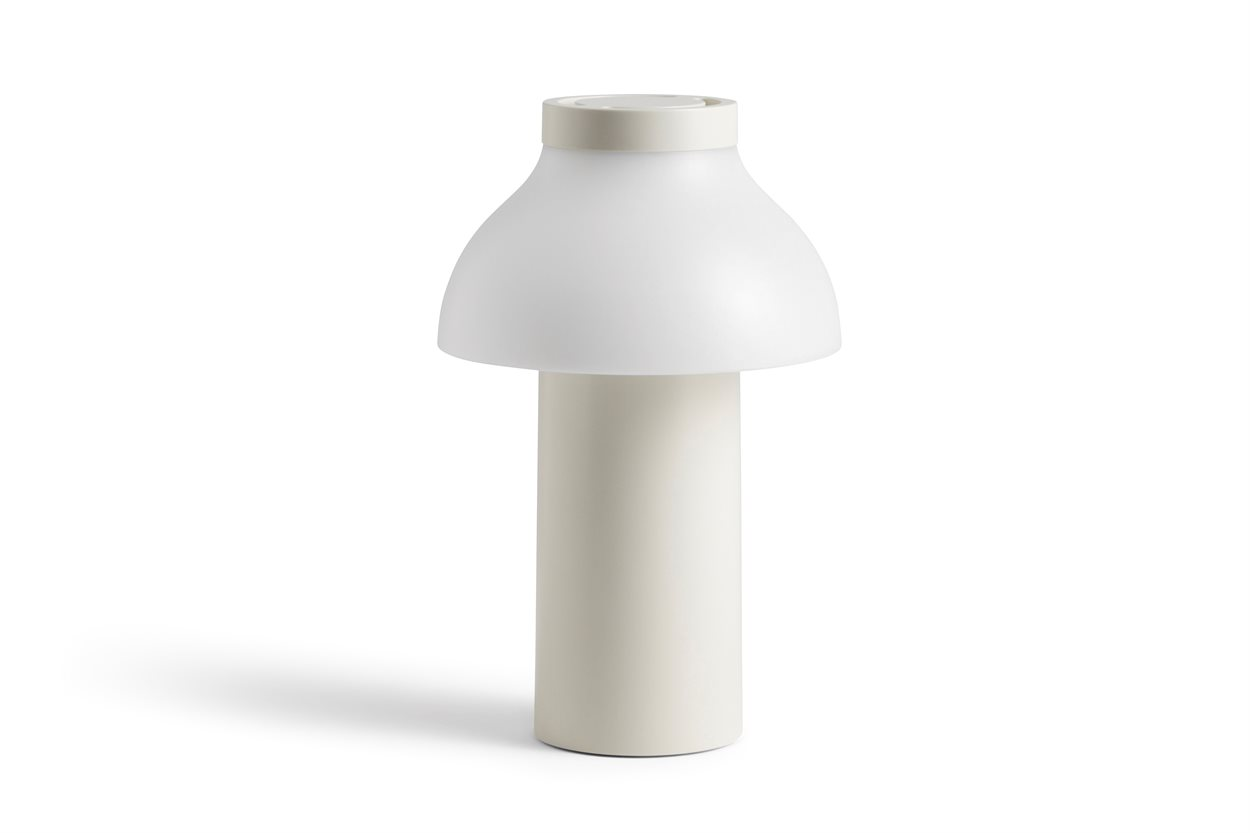 HAY - Lampe - PC PORTABLE / CREAM WHITE