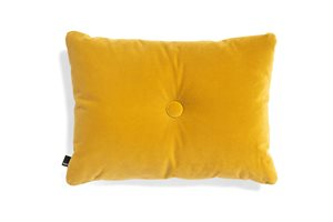 HAY - Pude - DOT CUSHION SOFT / 1 DOT YELLOW