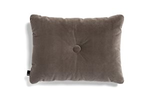 HAY - Pude - DOT CUSHION SOFT / 1 DOT WARM GREY