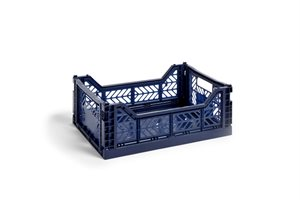 HAY - KASSE - COLOUR CRATE / M NAVY