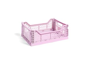 HAY - KASSE - COLOUR CRATE / M LAVENDER