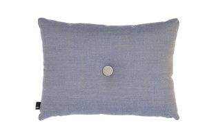 HAY - Pude - DOT CUSHION / SURFACE 1 DOT STEEL BLUE