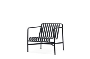 HAY Hynde til PALISSADE LOUNGE CHAIR ANTHRACITE