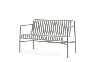 HAY - HAVEBÆNK - PALISSADE DINING BENCH - SKY GREY
