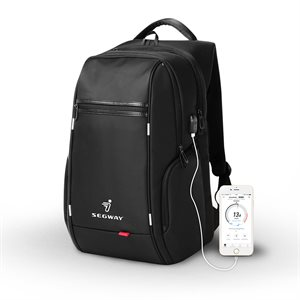 Segway USB laptop backpack