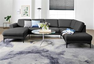 Stamford Basic 2600 hjørnesofa med chaiselong og open end