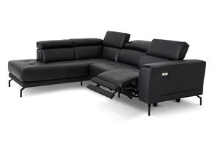 Mantova sofa med venstrevendt open end