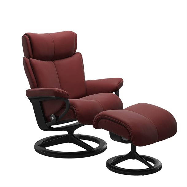 Stressless - Magic lænestol Signature - Cherry