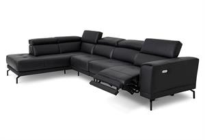 Mantova stor sofa med venstrevendt open end