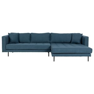 Matteo sofa med chaiselong - Vendbar