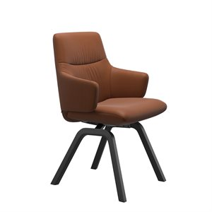 Stressless Mint spisebordsstol - Med arm D200 New Cognac