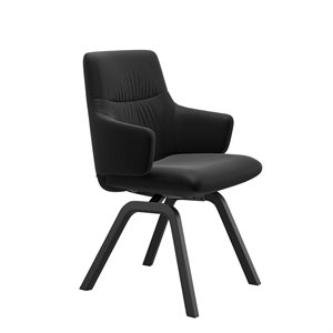 Stressless Mint spisebordsstol - Med arm D200 Black