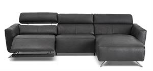 Natuzzi Editions CO13 sofa med el-recliner