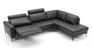 Stamford Flex 2600 med el-recliner og open end